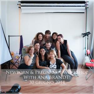 Workshop fotografia gravidanza milano