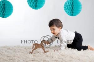 servizio fotografico primo compleanno