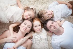 Servizio fotografico gravidanza famiglia Elisa Sironi