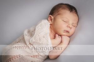 Servizio fotografico neonato bollate