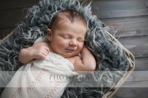 Servizio fotografico neonato arese