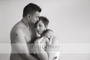 Servizio fotografico neonato svizzera