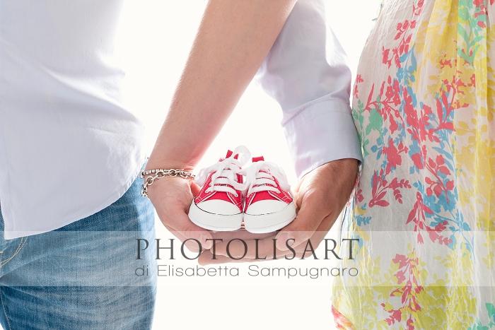 fotografia di gravidanza milano