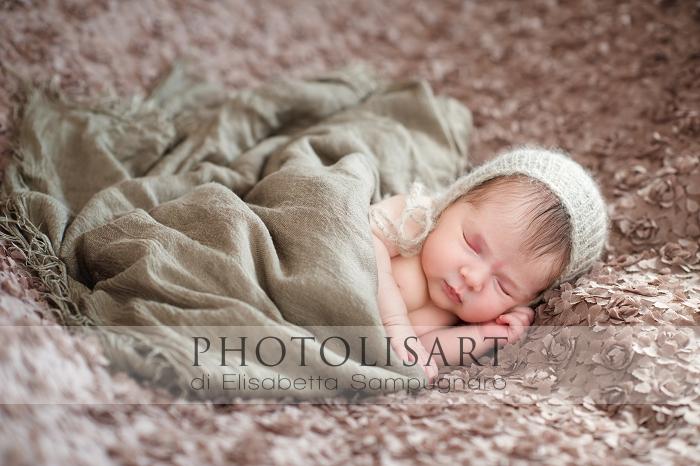 fotobook neonato milano