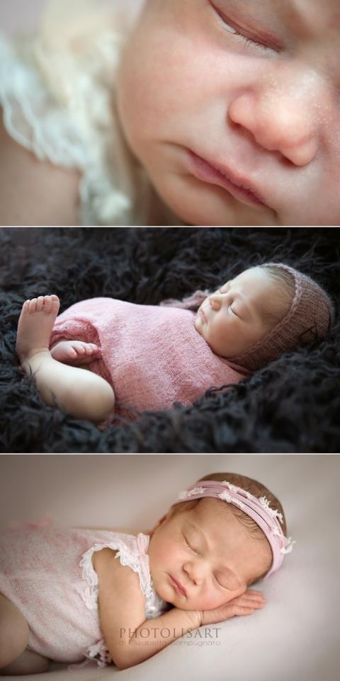 Servizio fotografico neonati varese