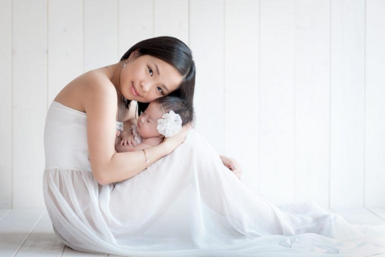 servizio fotografico newborn italia