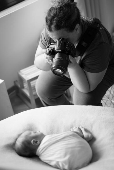 fotografa neonati Milano