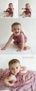 book fotografico bebè
