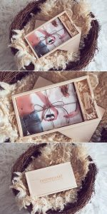 wooden box usb