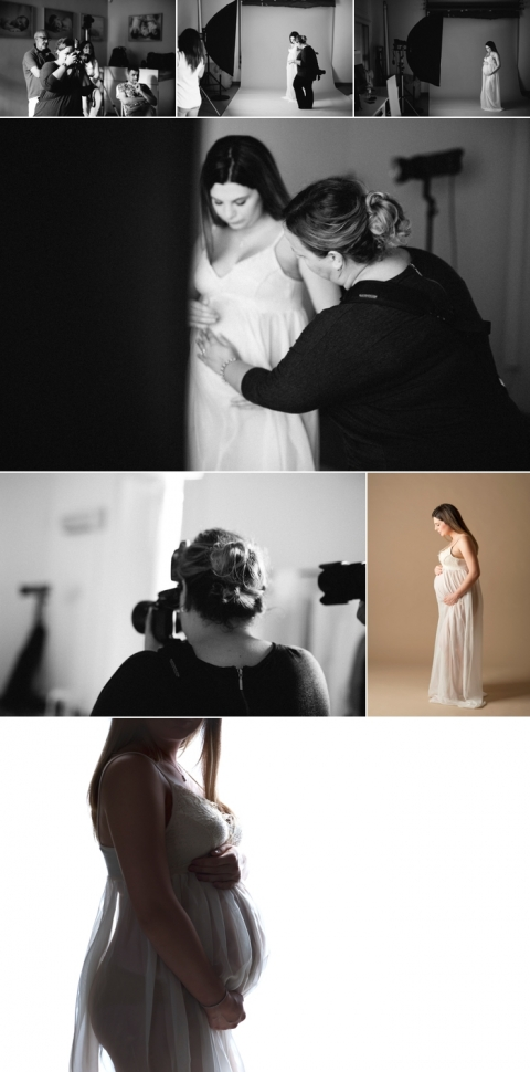 workshop e mentoring fotografia gravidanza