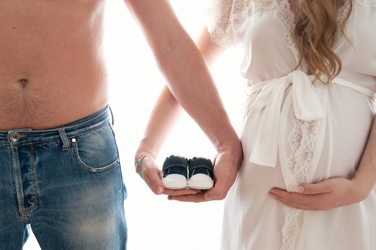 fotografo gravidanza milano