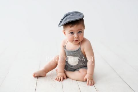 fotografia di bebè milano