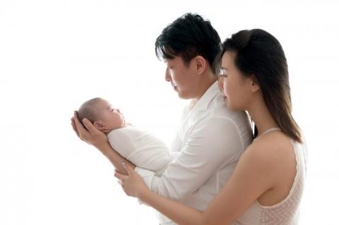 book fotografico neonato milano
