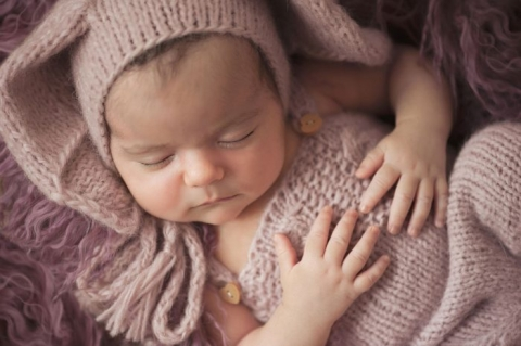 servizio fotografico neonato milano