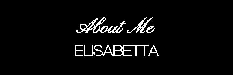 About me Photolisart di Elisabetta Sampugnaro